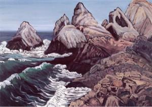Farallons Window Rock