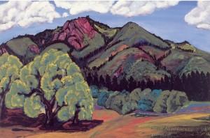 Hood Mountain, Kenwood