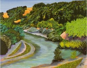 Russian River, Weston Ranch